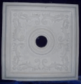 Гипсовые наборные розетки и любые композиции потолков и стен из лепного декора