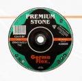Круг выпуклый резательный для камня Germaflex Т42 Premium Stone (диаметры: 115, 125, 150, 180, 230 мм. 230 мм, 3.0 мм)