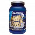 Комплексный протеин Pro Nutrition Milk & Egg 2,1 кг