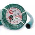 """Шланг для полива 3-х слойный 1/2"""", 10 м, армированный PVC INTERTOOL GE-4021"""