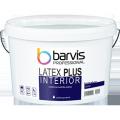 Латексная матовая краска устойчивая к истиранию Interior Latex Plus 10 л для внутренней отделки