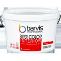 Матовая краска для внутренних работ стойкая к мытью Interior Super Color 10 л