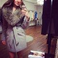 """Стильное кашемировое пальто  """" Вамп №16 """" Dress Code"""