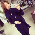 """Стильное кашемировое пальто  """" Франкфурт """" Dress Code"""