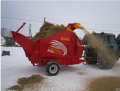 Straw Chopper Tomahawk 8500