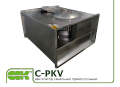 Вентилятор C-PKV-60-35-6-380 для прямоугольных каналов