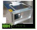 C-PKV-S-80-50-6-380 вентилятор канальный прямоугольный в шумоизолированном корпусе