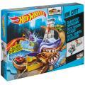Трек Hot Wheels Охота на акулу серии Измени цвет (BGK04)