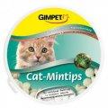 Витаминная добавка для кошек 330 таб Gimpet Мятные ролики