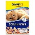 Витаминная добавка для кошек 650 таб Gimpet Сердечки лосось