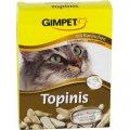 Витаминная добавка для кошек 190 таб Gimpet Топинис кролик