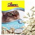 Витаминная добавка для кошек 190 таб Gimpet Топинис молоко