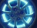 Система многоцветной подсветки дисков для автомобиля SMART WHEELS