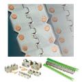 B2 B3 B5 механические соединители шарнирного типа для полимерных транспортерных и технологических лент Sampla Belting