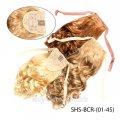 Шиньоны на завязках. SHS-BCR-(01-45)
