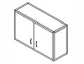 Полиця кухонна закрита (Е) стандарт ширина 300мм, висота 700мм