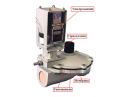 Клапан электромагнитный газовый КГ-10