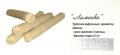 Вафельные трубочки Лимонка