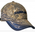 Cap for hunting and fishing of Cabela's Men's Flame Logo Cap