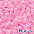 Бисер Preciosa 10/0 цв. 37175, алебастр al, розовый, круглый, (УТ0001960)