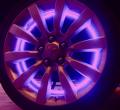 Система многоцветной подсветки автомобильных дисков SMART WHEELS (Украина, Львов )