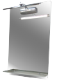 Теплое зеркало HGlass IHM-5080L
