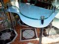 Стол компьютерный 1000х600х750 мм. арт.400_2