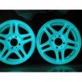 Краска флуоресцентная AcmeLight для металла (2К) белая