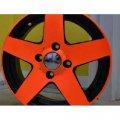 Краска люминесцентная AcmeLight для металла (2К) оранжевая