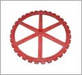 Звездочка приводная Z=33 с шагом 125мм для соломоловушки
