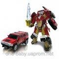 Робот-Трансформер Roadbot Hummer 1:32 52030 R