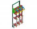High-voltage circuit-breaker BHB 10/630-16 BONDS