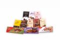 Картонная упаковка для шоколадной продукции