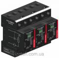 Комбинированное устройство защиты от импульсных перенапряжений тип а 1+2 FLP-B+C MAXI VS/3