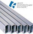 Алюминиевая труба прямоугольная 20*40*2,0 мм