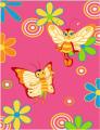 Детский синтетический ковер Бабочки
