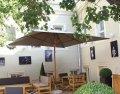 Зонт Вена-4х4м, для летних площадок ресторанов и кафе, код товара 8