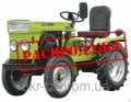H.p. DW 150R 15 tractor with hydrohinged fur megohm