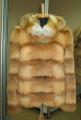 Полушубки женские из лисы, каракуля, нутрии и другие под заказ, химчистка, реставрация, пошив женских шуб из натурального меха, Киев