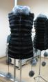 Меховые жилеты из натурального меха и кожи под заказ и в наличии, меховые жилеты из лисы, нутрии, ондатры и др, Киев