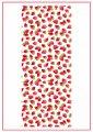 Полотенечная ткань70342-08 Клубника