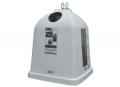 Контейнер стеклопластиковый СПК 2,5 для раздельного сбора отходов