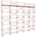 Frame bricklayer's scaffold