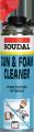 Cleaner of GUN AND FOAM CLEANER foam