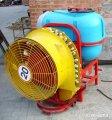 Обприскувач Родос садовий вентиляторний 200 л