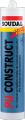 Moisture resistant constructional PU CONSTRUCT EXTRA FAST Soudal glue