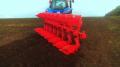 "Semi-mounted ploughs series ""master"""