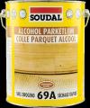 Паркетный клей на основе растворителей 69А Soudal 5кг