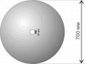 Диск бороны Краснянка гладкий (сферический)