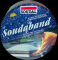 Tape assembly bituminous SOUDABAND 50 of mm x 10 m